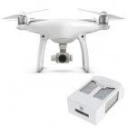 Drone DJI Phantom 4 avec une batterie intelligente 4S 5350mAh