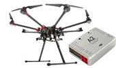 DJI S1000+ et Module A2 + Z15 GH4-HD