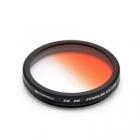 Ce filtre gradué orange sublimera vos photos en maximisant l\'effet couché de soleil.