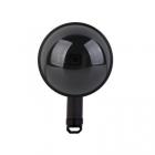 Dôme et poignée pour GoPro Hero 3/3+ et 4 dôme et poignée vue de face