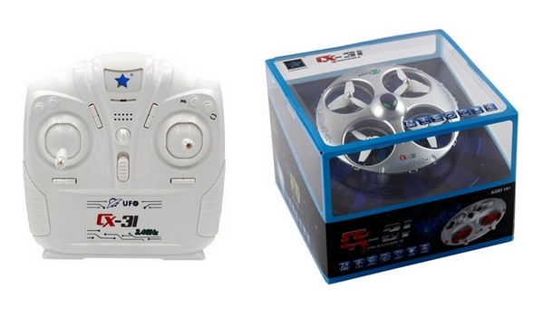 Radio 2.4 Ghz du drone Cheerson CX-31