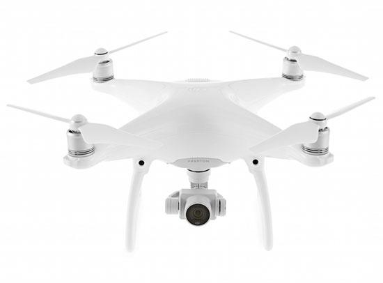 Drone de remplacement DJI Phantom 4 (sans radio) - vue de face