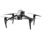 Drone DJI Inspire 2 - vue de côté
