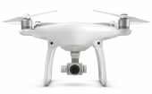 Drone DJI Phantom 4 vue de face