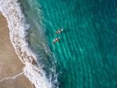 Prise de vue aérienne réalisée avec le drone GoPro Karma