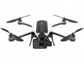 Drone GoPro Karma avec nacelle stabilisée 3 axes et Hero 5 montée - vue de face