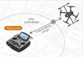 drone quadrirotor walkera scout x4 rtf photo 10