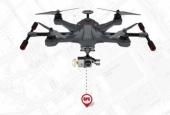 drone quadrirotor walkera scout x4 rtf photo 2