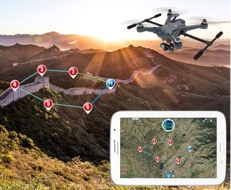drone quadrirotor walkera scout x4 rtf photo 3