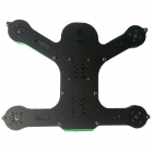 Drone racer F210 Overtop Tech - Vue de dessous