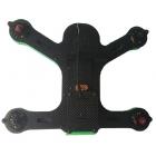 Drone racer F210 Overtop Tech - Vue de dessus