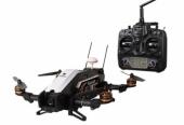 Drone racer Walkera Furious 320 GPS RTF et radio DEVO 10