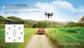 Drone Yuneec Q500 4K Typhoon follow me watch me