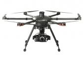 Le combo idéal pour filmer en 4K depuis les airs : drone Yuneec Tornado H920 et Panasonic Lumix GH4
