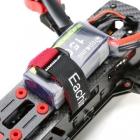 Batterie installée sur le drone racer Eachine Falcon 250 (ARF)