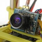 Eachine QX90C BNF détail de la caméra