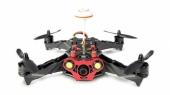 Drone Eachine Racer 250 version DIY monté vu de face