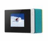 Ecran LCD BacPac pluggé sur la caméra embarquée Xiaomi Yi Cam