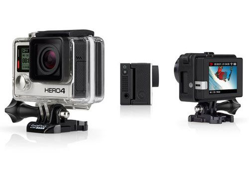 Ecran tactile LCD Touch BacPac GoPro Hero4