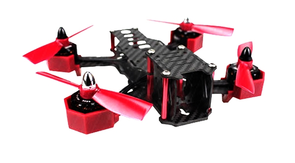 Emax Nighthawk 170 ARF vue de biais