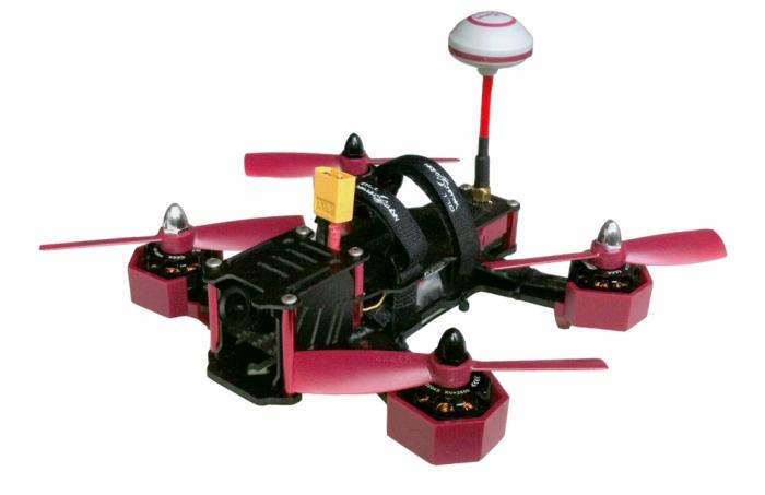 Emax Nighthawk 170 ARF Vue racer complet