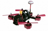 Emax Nighthawk 170 ARF Vue racer complet