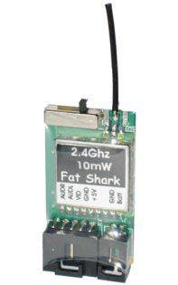 Emetteur AV 2,4 GHz 10mW Fatshark