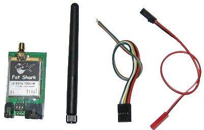Emetteur AV 5,8 GHz 100mW Fatshark