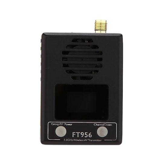 Emetteur vidéo 5,8GHz ajustable FT956 vu de face