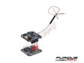 Émetteur vidéo Innova + OSD de FuriousFPV empilable sur le Piko BLX