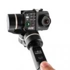 Steadycam Feiyu G100 vu de face avec caméra PNJcam