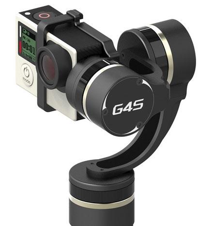 Steadycam stabilisateurFeiyu Tech G4S pour GoPro Hero 3/3+ et Hero 4