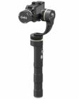 La poignée du stabilisateur feiyu g4s est ergonomique et très pratique à utiliser