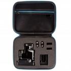 Une sacoche de transpor est fourni pour ranger tous vos accessoires (batterie, chargeur, steadycam...)