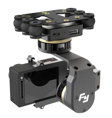 Gimbal Feiyu Mini 3D PRO plug and play pour GoPro Hero 3/3+ et 4