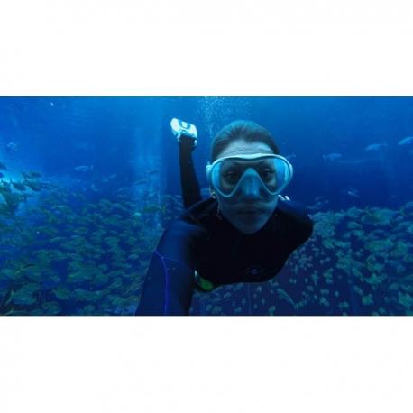 Mise en situation du filtre snorkel