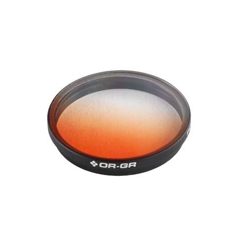 Filtre orange gradué pour DJI Zenmuse X3 - Polar Pro