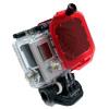 Filtre rouge pour caisson de plongée GoPro Hero3