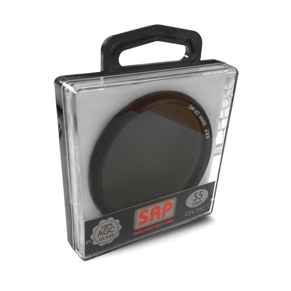 Filtre polarisant 55 mm - SRP