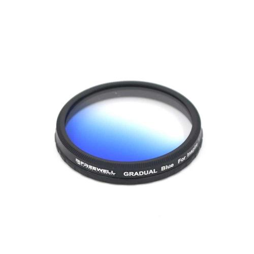 Ce filtre gradué bleu pour DJI Inspire 1 & Osmo vous donnera un ciel magnifique avec un bleu accentué pour une photo plus contrastée.