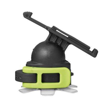 Fixation 360° adhésive pour casque et surface lisse