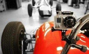 Fixation arceau STS pour GoPro
