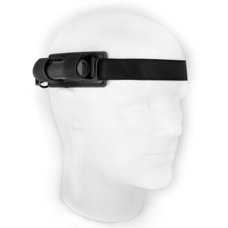 Fixation bandeau rotative double