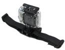 Fixation casque ventil� STS pour GoPro