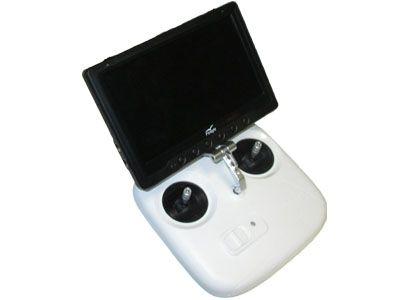 Fixation écran pour anneau d\'accroche de radio