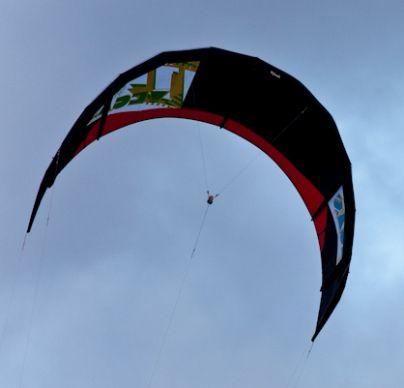 Fixation lignes de kite pour Contour