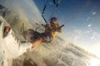 Fixation planche Fin Mount pour GoPro Hero3