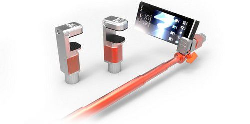 Fixation pour smartphone Pholder 2.0 - Xsories