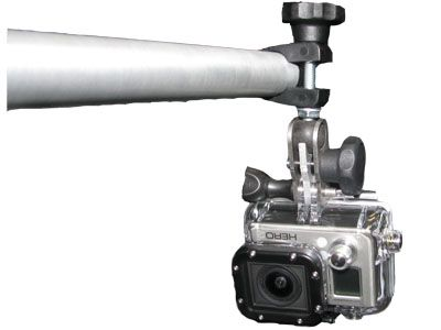 Fixation rotative RotoR pour GoPro
