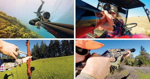 Fixation Sportsman pour GoPro - photo 2